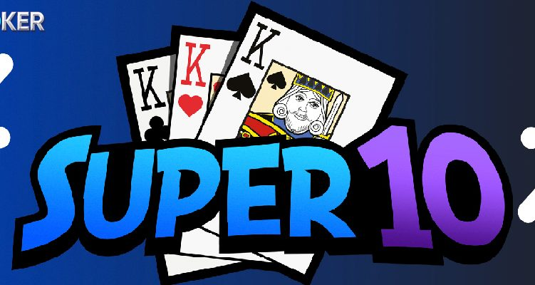 Judi Poker Super 10